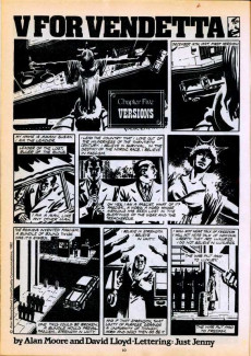 Extrait de Warrior (Quality comics - 1982) -5- Issue # 5