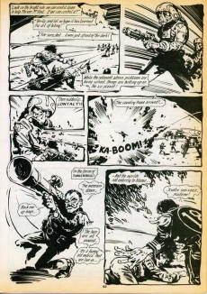 Extrait de Warrior (Quality comics - 1982) -7- Issue # 7