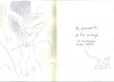 Extrait de Le chat du Rabbin -HS- Paroles de chat (du rabbin)