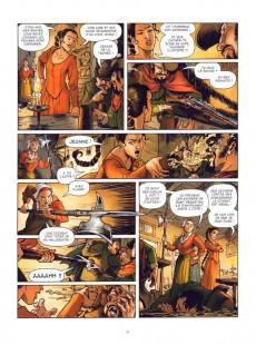 Extrait de Lille (Mosdi) -2- De l'empire des Hasbourg à la révolution