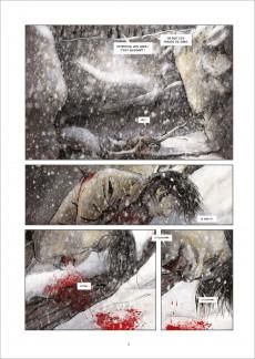 Extrait de No Body -6- Épisode 2/3 Les loups