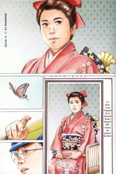 Extrait de Empereur du Japon -3- Volume 3