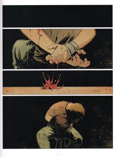 Extrait de Tango (Xavier/Matz) -5- Le dernier condor