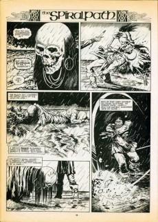 Extrait de Warrior (Quality comics - 1982) -12- Issue # 12