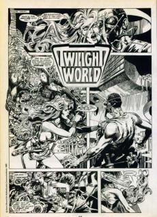 Extrait de Warrior (Quality comics - 1982) -17- Issue # 17