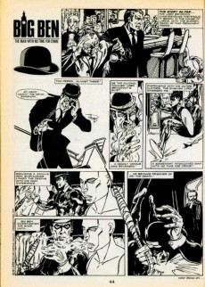 Extrait de Warrior (Quality comics - 1982) -23- Issue # 23
