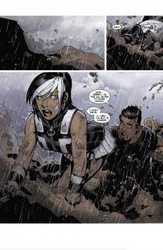 Extrait de Uncanny X-Men (2013) -14- BATTLE OF THE ATOM aftermath