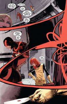 Extrait de Uncanny X-Men (2013) -18- Gunpoint