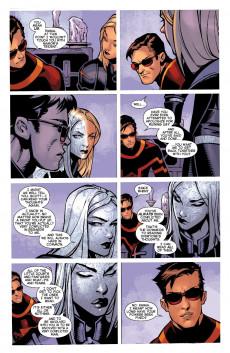 Extrait de Uncanny X-Men (2013) -32- Fateful leap