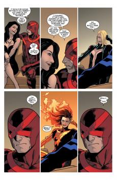 Extrait de Uncanny X-Men (2013) -34- Shapeshifter's wrath