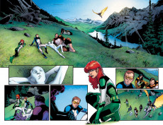 Extrait de Uncanny X-Men (2013) -36600- The Jean Grey School