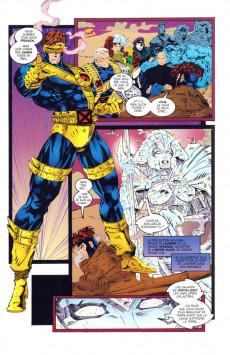 Extrait de X-Men (L'intégrale) -40- 1994-1995