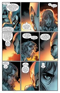 Extrait de House of X (Marvel comics - 2019) -2VAR- The Uncanny Life of Moira X