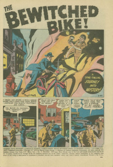 Extrait de Journey into Mystery Vol. 2 (Marvel - 1972) -8- Out of the Night!