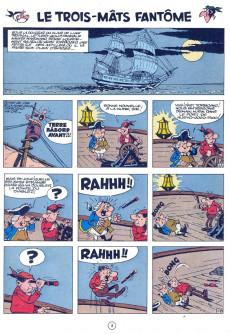 Extrait de Le vieux Nick et Barbe-Noire -10- Le trois-mâts fantôme