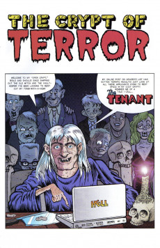 Extrait de Tales from the Crypt Vol. 2 (Papercutz - 2007) -2- Issue # 2