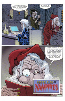 Extrait de Tales from the Crypt Vol. 2 (Papercutz - 2007) -5- Issue # 5