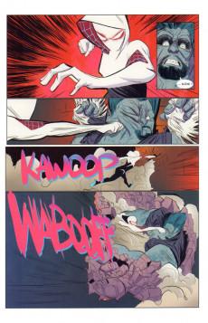 Extrait de Spider-Gwen : Gwen Stacy - Spider-Gwen - Gwen Stacy