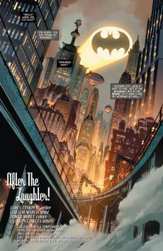 Extrait de Batman (DC Comics - 2016) -101- After The Laughter!