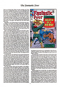 Extrait de Official Marvel Index to the Fantastic Four (The) (Marvel comics - 1985) -3- Issue # 3