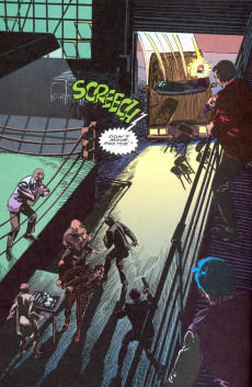 Extrait de Punisher (One shots, Graphic novels) -OS- The Punisher Movie Special (1990)