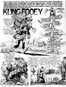 Extrait de Crazy magazine (Marvel comics - 1973) -1- Explosive First Issue