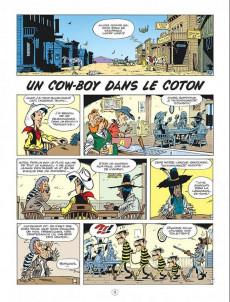 Extrait de Lucky Luke (Les aventures de) -9- Un cow-boy dans le coton