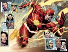 Extrait de The flash Vol.5-Rebirth (DC comics - 2016) -750VAR- Special issue