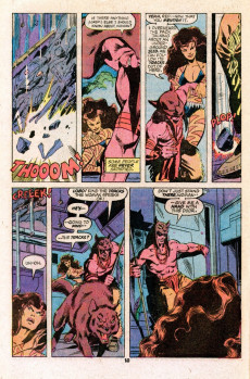 Extrait de Marvel Chillers (Marvel comics - 1975) -6- Night of the wolf!