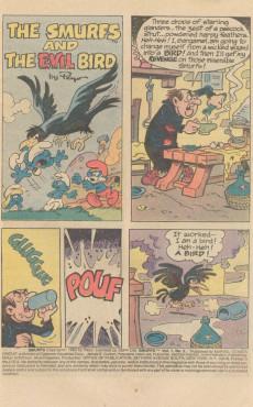 Extrait de Smurfs (Marvel - 1982) -2- Issue#2