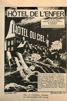 Extrait de Psychose (Collection) -9- Hôtel de l'Enfer (Clameurs)