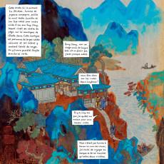 Extrait de Les quatre détours de Song Jiang - Les Quatre détours de Song Jiang