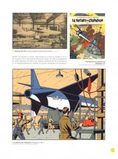 Extrait de Blake et Mortimer (Divers) -HS21TL- Jacobs décrypté