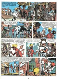 Extrait de Bernard Prince -1c1979- Le général satan