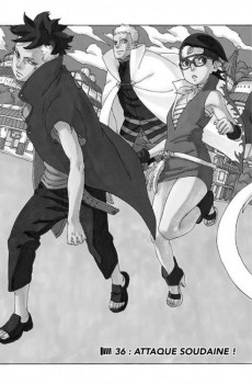 Extrait de Boruto - Naruto Next Generations -10- Le type qui craint