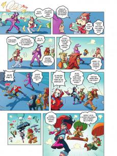 Extrait de Fightnite Bataille royale -3- Tome 3