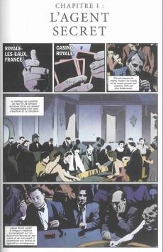Extrait de James Bond (Delcourt) -HS- Casino royale