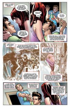 Extrait de Amazing Spider-Man (100% Marvel) -2- Amis et ennemis