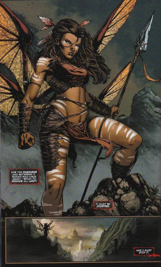 Extrait de Michael Turner's Soulfire (Aspen comics - 2004) -INT03- Seeds of chaos