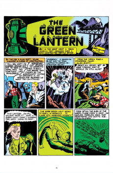 Extrait de Green Lantern : 80 years of the emerald knight - 80 years of the emerald knight the deluxe edition