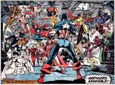 Extrait de Avengers Vol. 1 (Marvel Comics - 1963) -305- Avengers Assemble!