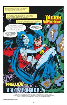 Extrait de DC Confidential (Urban comics) -5- Legion of Super-Heroes : La saga des ténèbres