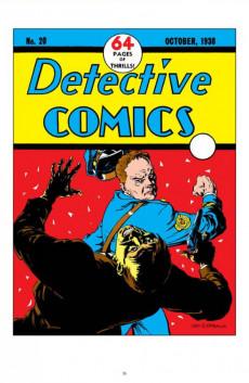 Extrait de Detective comics: 80 years of Batman - 80 years of Batman the deluxe edition