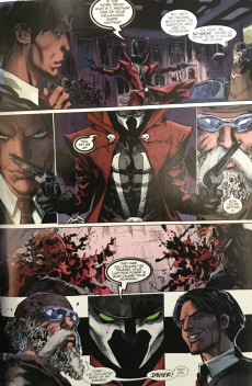 Extrait de Spawn (1992) -309- Consequence of Sin Part 2