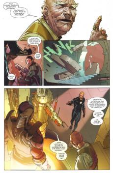 Extrait de Avengers (Marvel Now!) -INT03- Planète Vagabonde