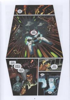 Extrait de Star Wars - Histoires galactiques -1- Dark Vador & La Princesse Leia
