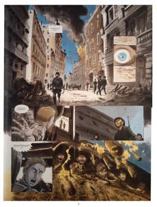 Extrait de Rendez-vous avec X -4- Auschwitz 1940 - l'affaire pilecki