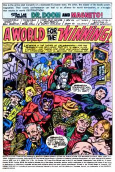 Extrait de Super-Villain Team-Up (1975) -14- Doctor Doom Triumphant: Part 1 of 2