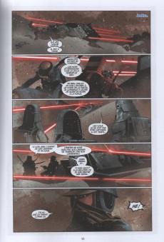 Extrait de Star Wars - Histoires galactiques -2- Luke Skywalker & L'Empereur