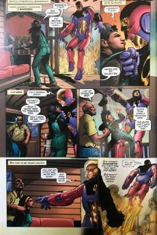 Extrait de Marvel Graphic Novel (Marvel comics - 1982) -2- X-Men: God Loves, Man Kills extended cut 2/2